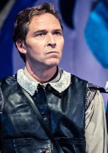 Tobias Aspelin Othello teater Lumor Orionteatern